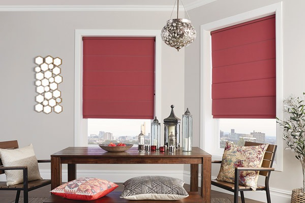 Roman Blinds in Hull