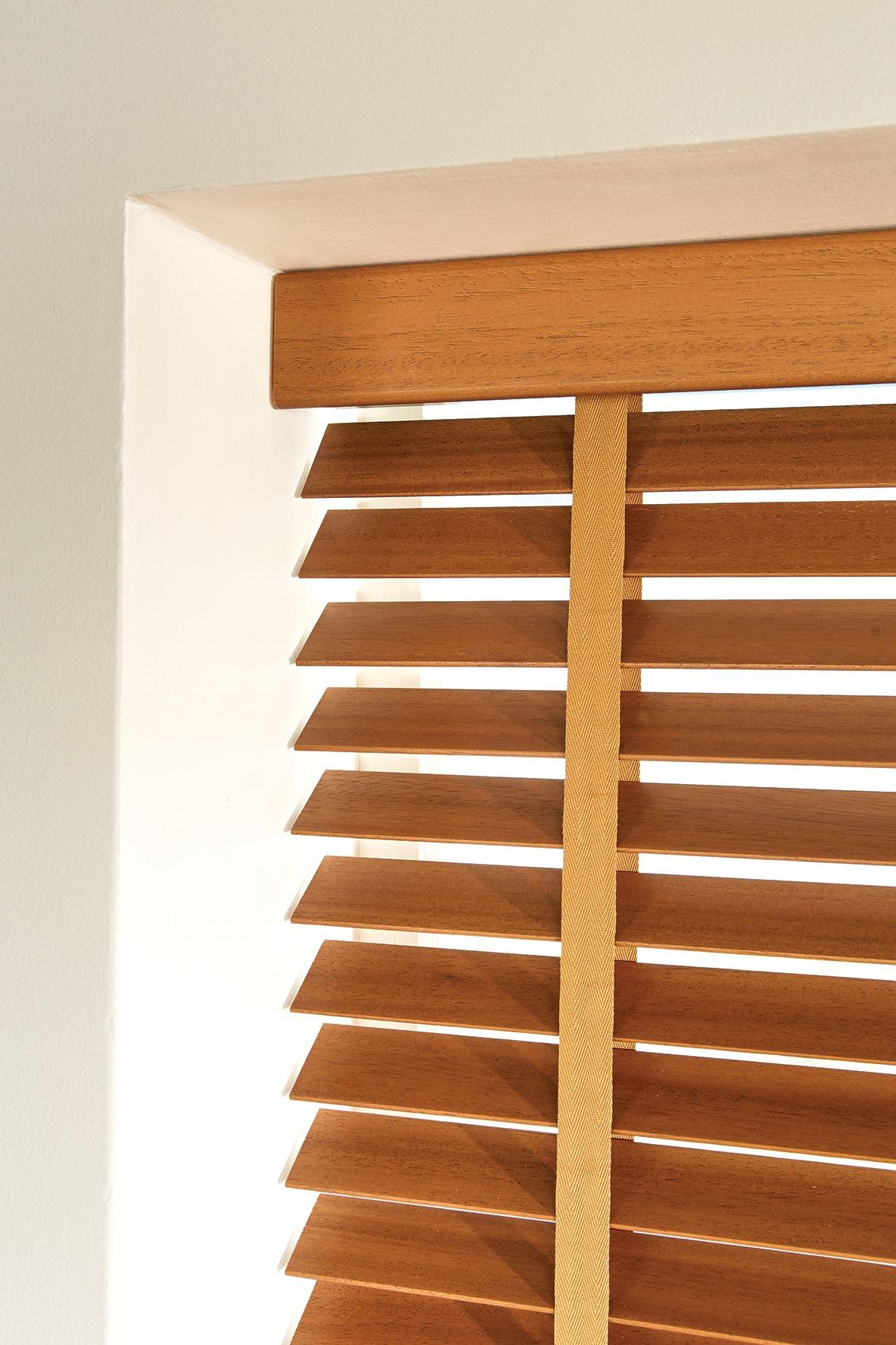 Wooden Blinds Hull | Wood Slat Venetian Blinds | Sandridge ...