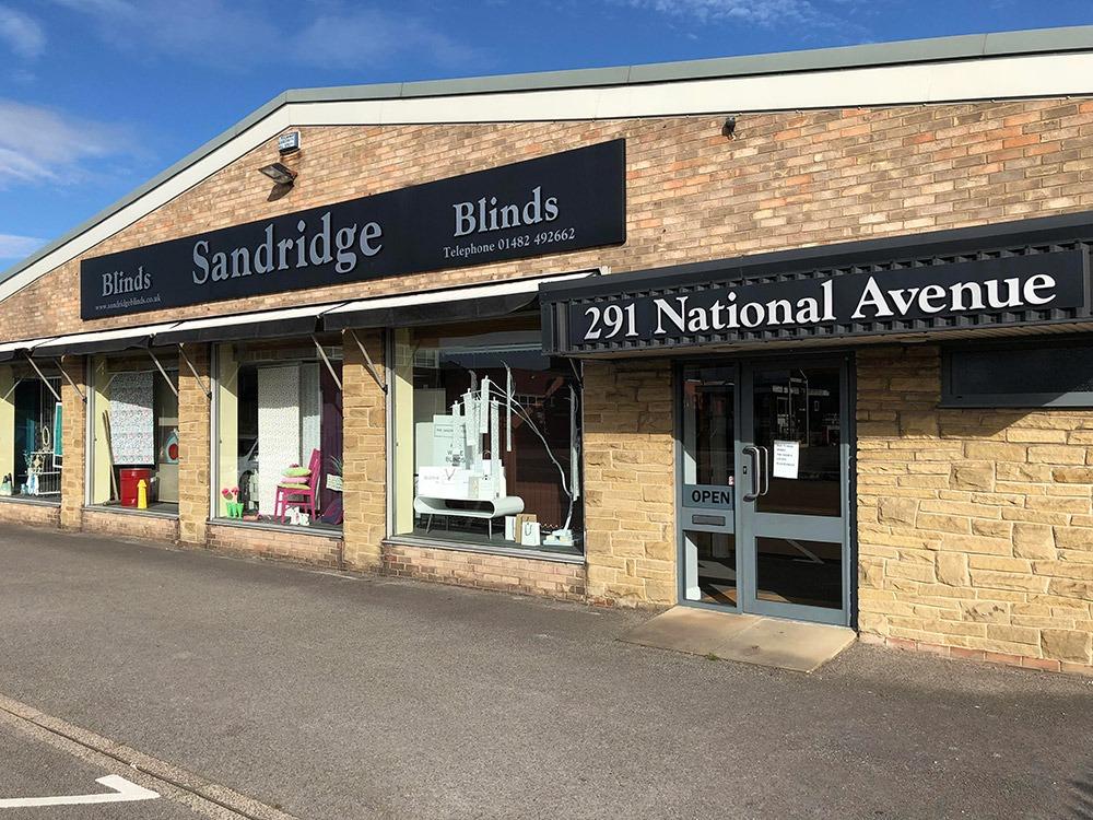 Blinds Shop Showroom Hull